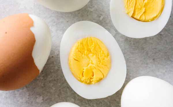 Boiled Eggs Nutrition Facts